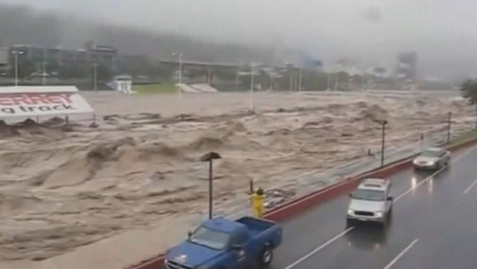 L'huracà Hannah deixa almenys 4 morts a Mèxic