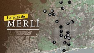 La ruta de Merlí pels escenaris de Barcelona