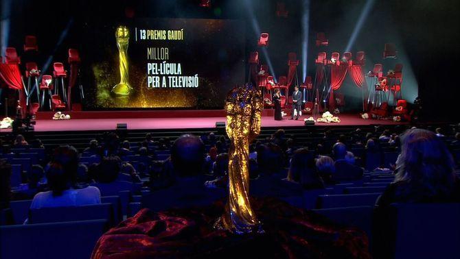 XIII edició dels Premis Gaudí