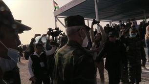 Brahim Ghali, l'enemic número u del Marroc i desencadenant de la crisi migratòria a Ceuta