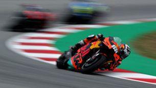 Miguel Oliveira, ràpid entre els ràpids