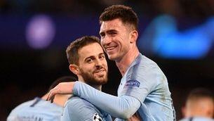 Possible intercanvi de jugadors entre el Barça i el City