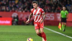 Aleix Garcia torna al Girona