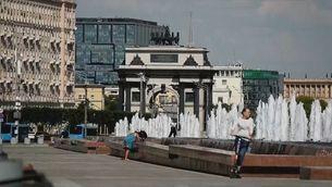 Adeu a la calor extrema a Moscou