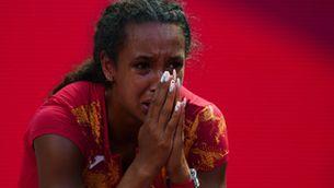 DIA 13 a Tòquio 2020   Les llàgrimes de Maria Vicente en l'heptatló