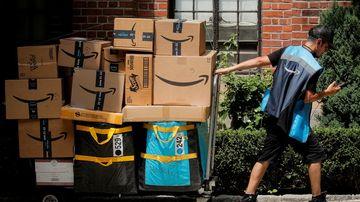 El món segons Amazon