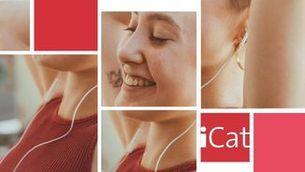 El protagonista de la nova imatge d'iCat ets tu