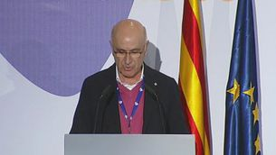 Duran i Lleida anuncia que plega