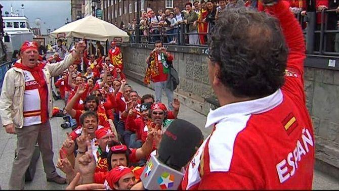 Espanya enviarà policies per escortar els aficionats que es desplacin a l'Eurocopa