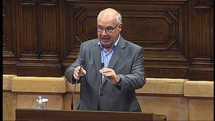 """Rabell diu que """"la proposta d'un referèndum és bona si ens ho creiem de debò"""""""