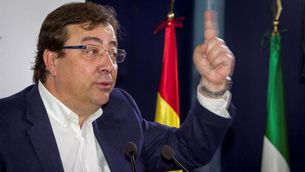 El president extremeny, Guillermo Fernández Vara (EFE)