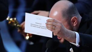 """El moment de l'error; """"Moonlight"""" és la pel·lícula guanyadora de l'Oscar"""