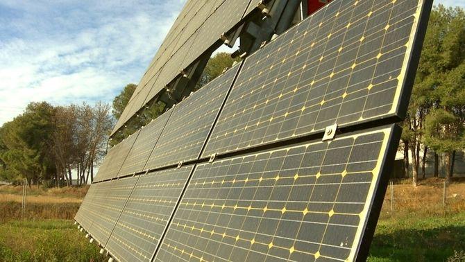 Panells solars