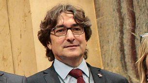David Pérez, diputat del PSC