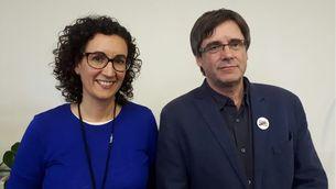"""Rovira, des de Brussel·les: """"L'estratègia política la compartim i és coordinada"""""""