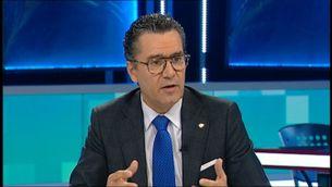 """Josep Vives: """"No sé qui té interès a embrutar el nom del Barça"""""""