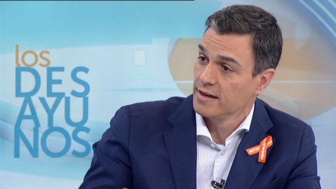 Sánchez proposa la reforma del delicte de rebel·lió per adequar-lo al segle XXI