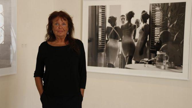 El Palau Solterra posa en valor l'obra de Maria Espeus amb fotografies de Barcelona, l'Habana i sobre la dona