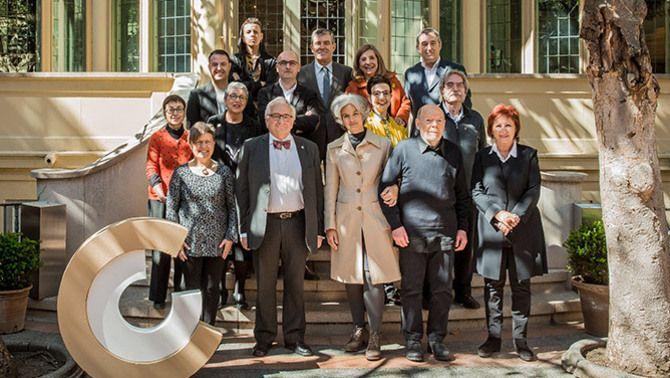 Els guardonats dels Premis Nacionals de Cultura 2019