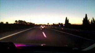 Detingut després de conduir 36 km contra direcció a l'AP-7