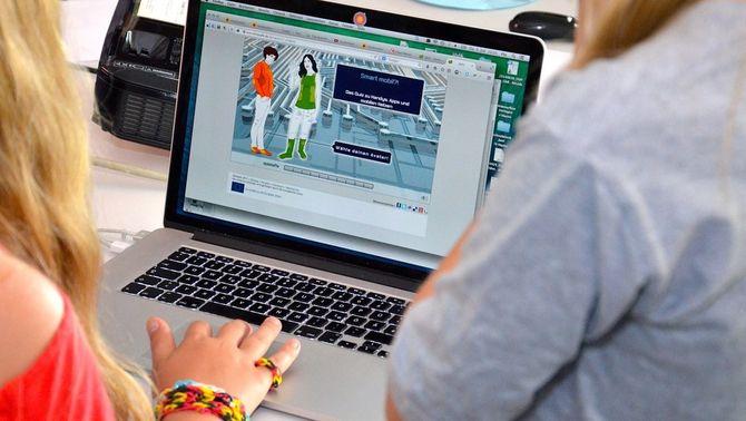 Educació llança ara un pla d'ensenyament en línia mentre duri la crisi del coronavirus