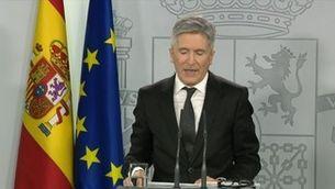 El Ministeri de l'Interior anuncia el tancament de les fronteres espanyoles a partir d'aquesta mitjanit