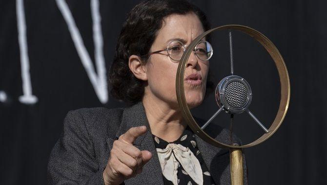 """Comença el rodatge de la coproducció de TV3 """"Frederica Montseny, la dona que parla"""""""