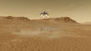 El Perseverance ja és a Mart després de 7 mesos de viatge