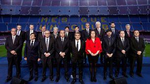 La junta del Barça fa nous nomenaments però, quan parlarà?
