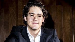 """Coneixem el compositor mexicà Diego Cobián, de qui la JOSC estrenarà l'obra """"Refractions"""""""