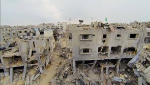 "Una presó a cel obert: ""Gaza, entre dos focs"""