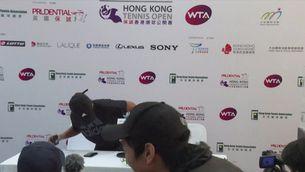 Naomi Osaka es pren un temps de descans després de renunciar al torneig de Roland Garros