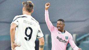 La proposta temptadora de la Juventus a Dembélé