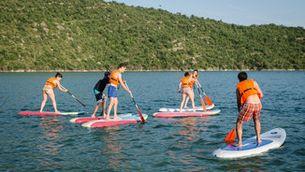 Els municipis de l'entorn del pantà de Rialb es promocionen conjuntament com a destí turístic