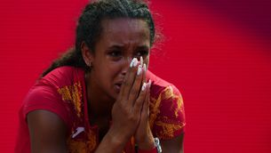 DIA 13 a Tòquio 2020 | Les llàgrimes de Maria Vicente en l'heptatló