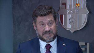 El Barça impugna l'acord entre LaLiga i CVC