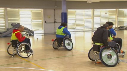 """""""Quad rugby"""""""