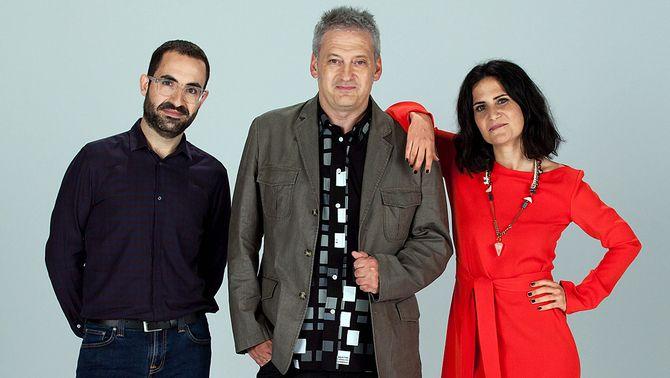Jofre Font, Toni Puntí i Júlia Bertran