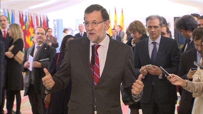 Rajoy diu que no és una prioritat reformar la Constitució