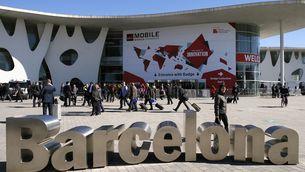"""La """"mobilitat"""" pren Barcelona"""