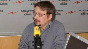 """Xavier Domènech, aquest dimecres, a """"El matí de Catalunya Ràdio"""""""