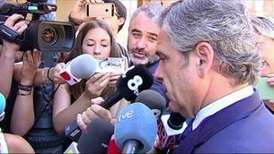 """De Alfonso: """"No tinc gravacions, però tinc fitxes i resums de totes les reunions que mantinc"""""""