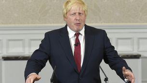 Boris Johnson en una imatge d'arxiu (Reuters)