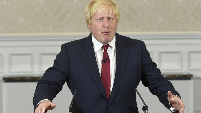 Boris Johnson decideix finalment no presentar-se com a candidat per succeir David Cameron