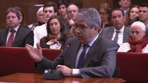 """Homs diu que el govern espanyol va cometre un """"abús de dret"""" per intentar impedir el 9-N"""