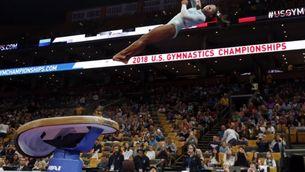 Simone Biles als Jocs del 2014