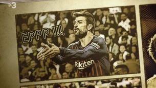 Els superherois del Barça