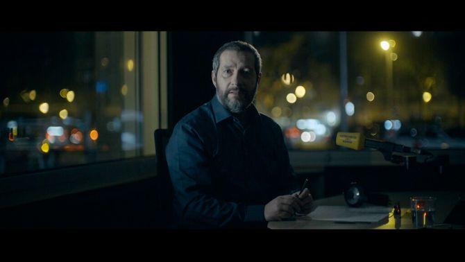 """Carles Porta és el director, productor i guionista de """"Crims"""""""