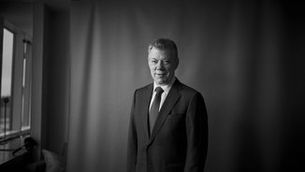 """Juan Manuel Santos, a """"Quatre gats"""": """"Sempre hi haurà gent descontenta als dos costats"""""""