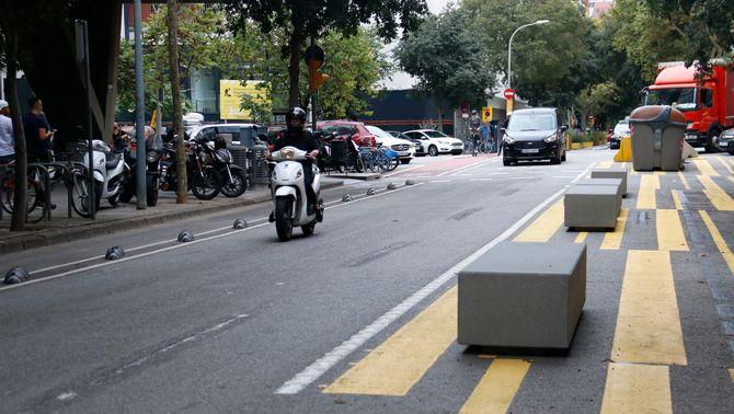 L'Ajuntament traurà els blocs de formigó dels carrers de Barcelona durant el 2021